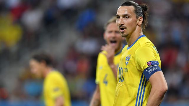 Eurocopa 2016, Suecia-Bélgica: La despedida más amarga de Ibrahimovic (0-1)