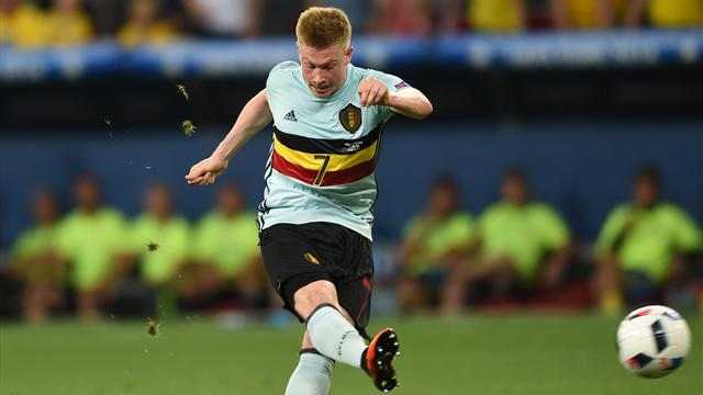 De Bruyne impliqué dans 12 buts depuis 12 matches : 5 choses à savoir sur Belgique – Pays de Galles