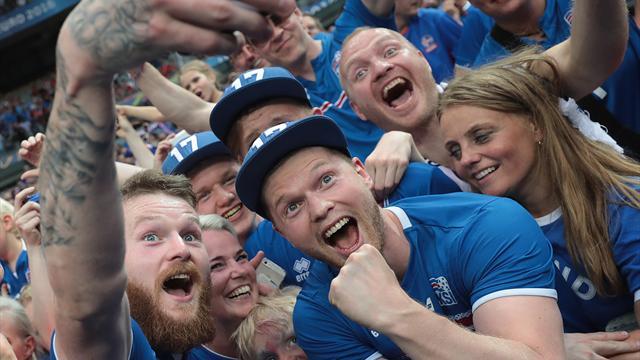 Audiences folles, Boeing loué par un supporter et élections oubliées : c'est l'hystérie en Islande