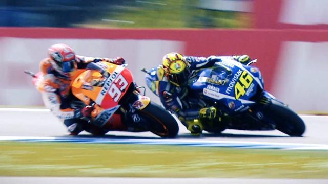 MotoGP: Valentino Rossi ganó el GP de Holanda