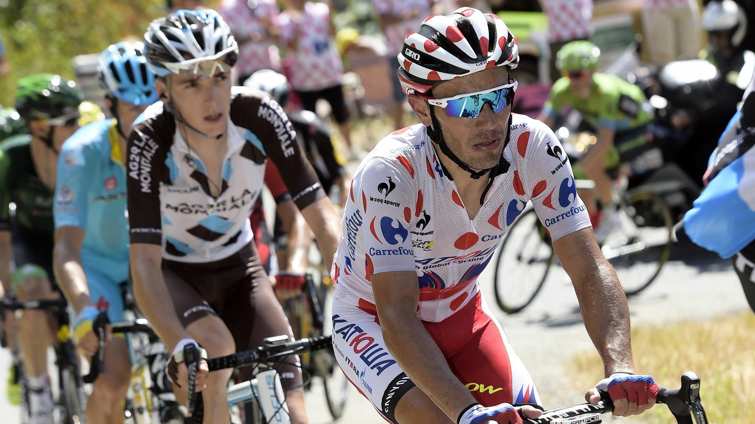 Joaquim Rodriguez (Katusha) sur le Tour de France 2015