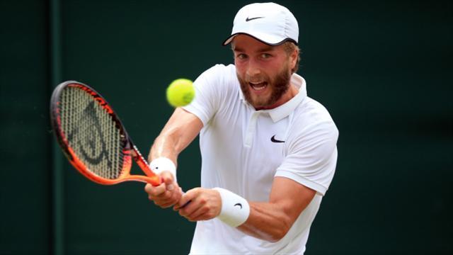 Broady: Clash against Murray is a David against Goliath battle