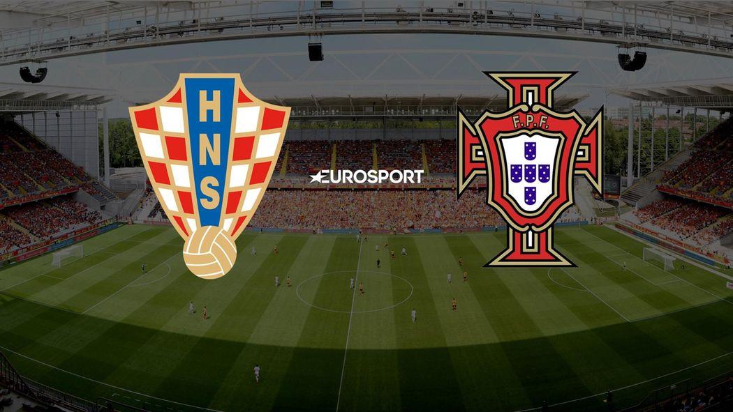 хорватия португалия