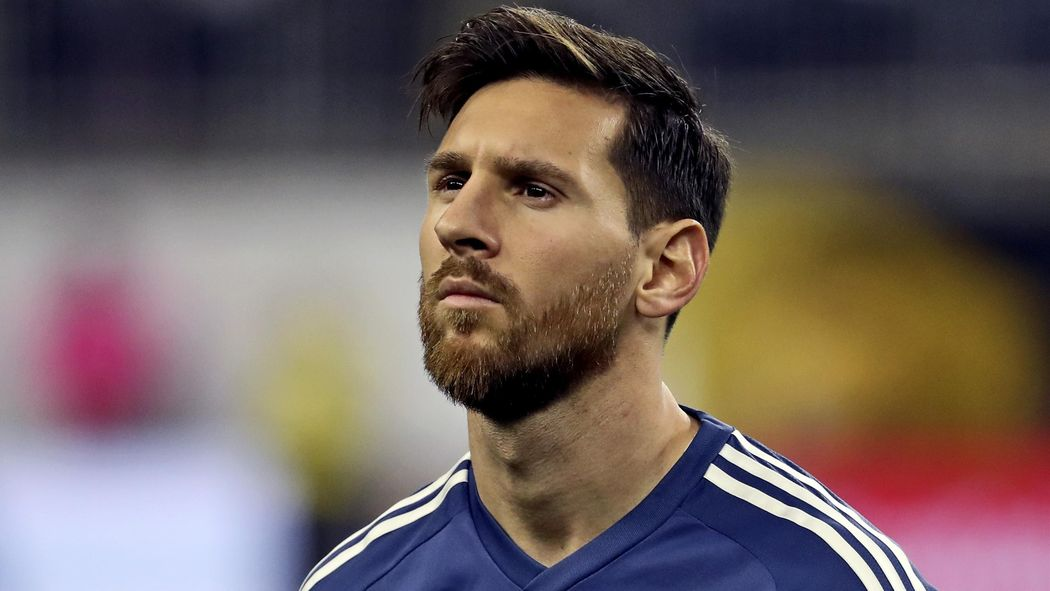 Lionel Messi I Hope To Change History And Become A Champion