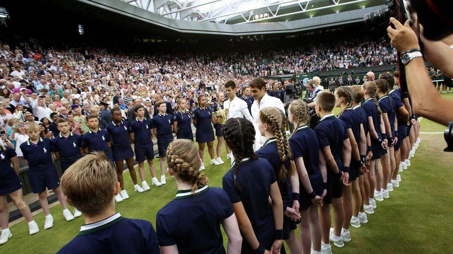 Wimbledon 2015 : Djokovic prend à nouveau le dessus sur Federer