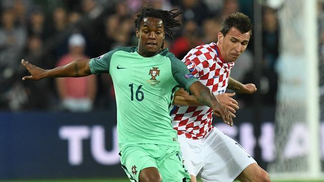 Aufstellung Polen Portugal Renato Sanches Erstmals Von Beginn An