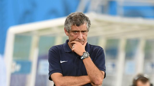 Portugal are aiming for the final, says Santos