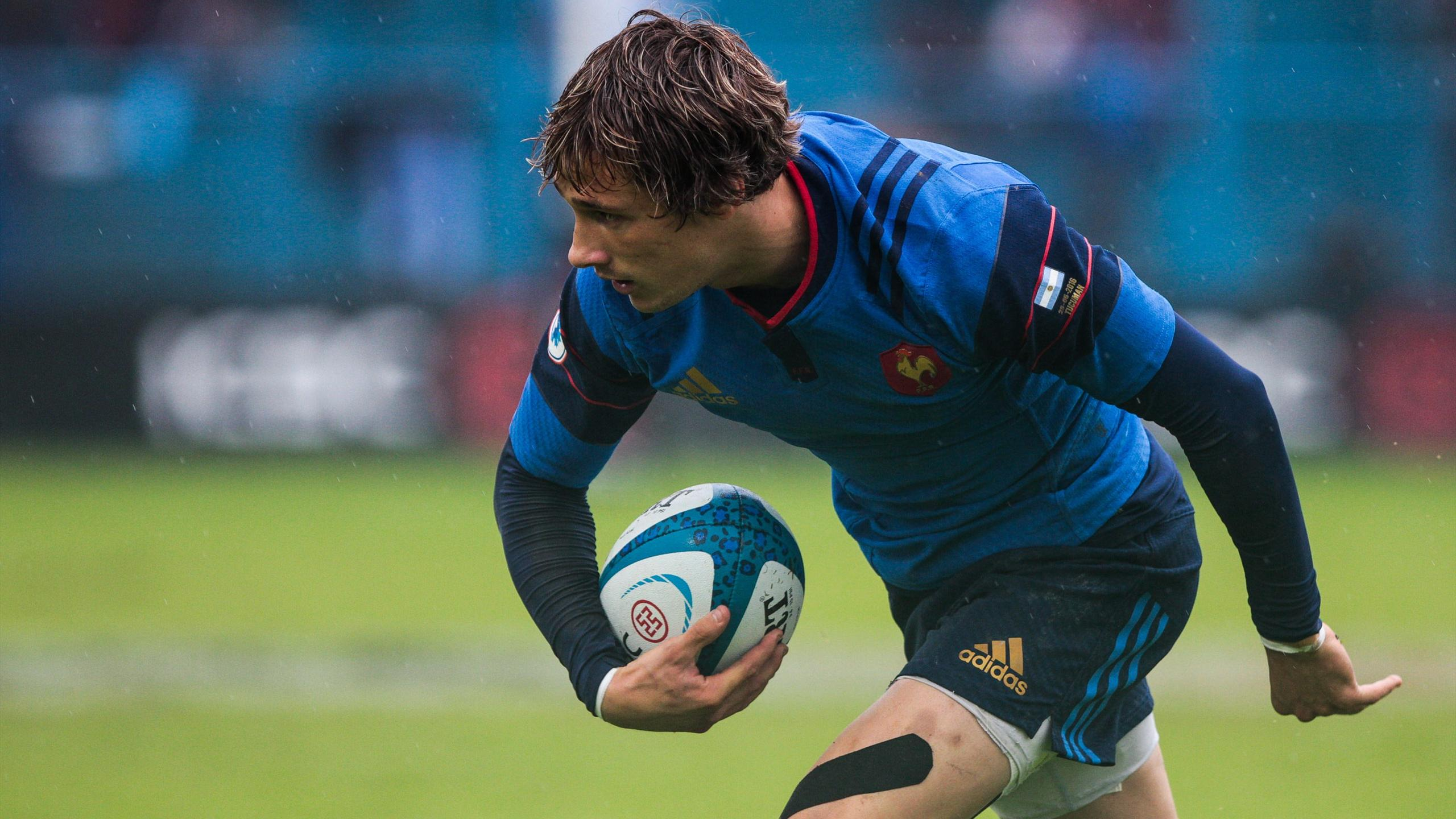 Baptiste Serin (XV de France) - 25 juin 2016