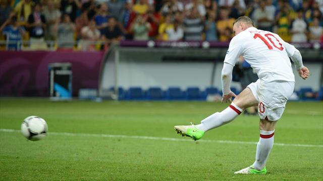 Les Anglais et les tirs au but, le record de Rooney : les 5 choses à savoir avant Angleterre-Islande