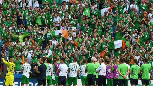 Les champions d'Europe sont irlandais