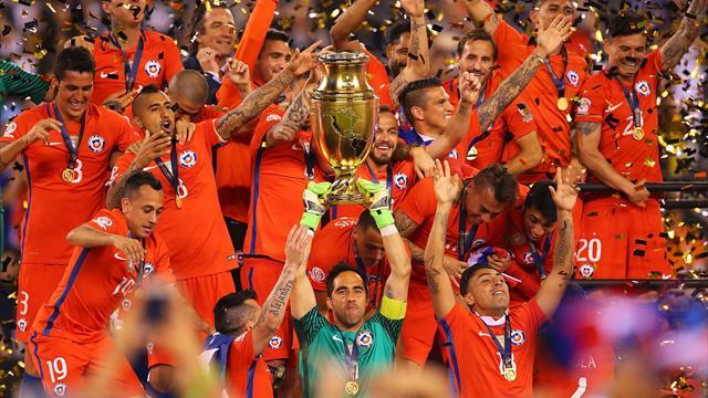 Le Chili sacré prolonge la malédiction des Argentins et Messi en finale
