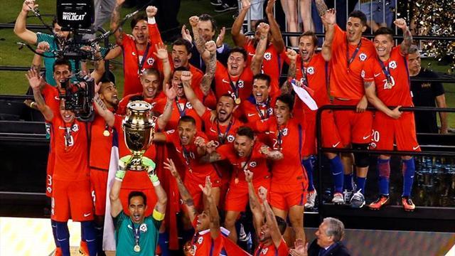 Chile deja a Messi y Argentina sin la Copa América en los penaltis (0-0, 2-4 pen.)