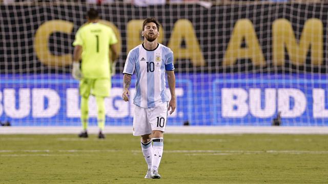 """Messi : """"J'ai fait tout ce que j'ai pu, mais ce n'est pas pour moi"""""""