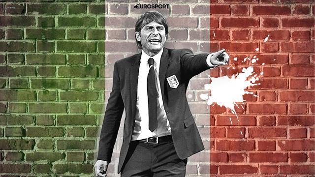 Сам Антонио. Почему Конте – лучший тренер Евро