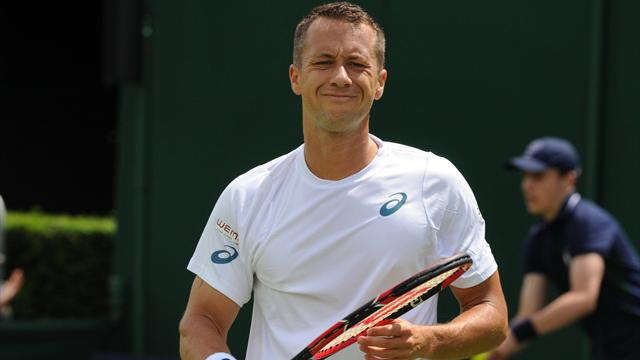 Germany's Kohlschreiber out of Rio with foot fracture