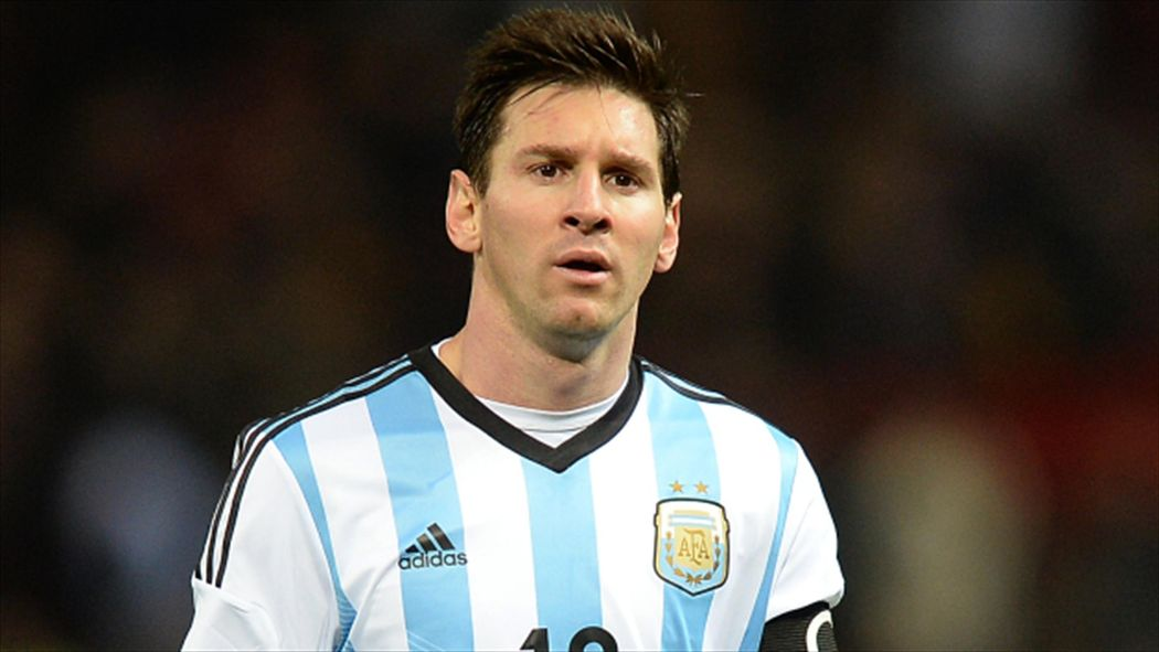 Lionel Messi s record at international tournaments - Football ... dccde1246e950