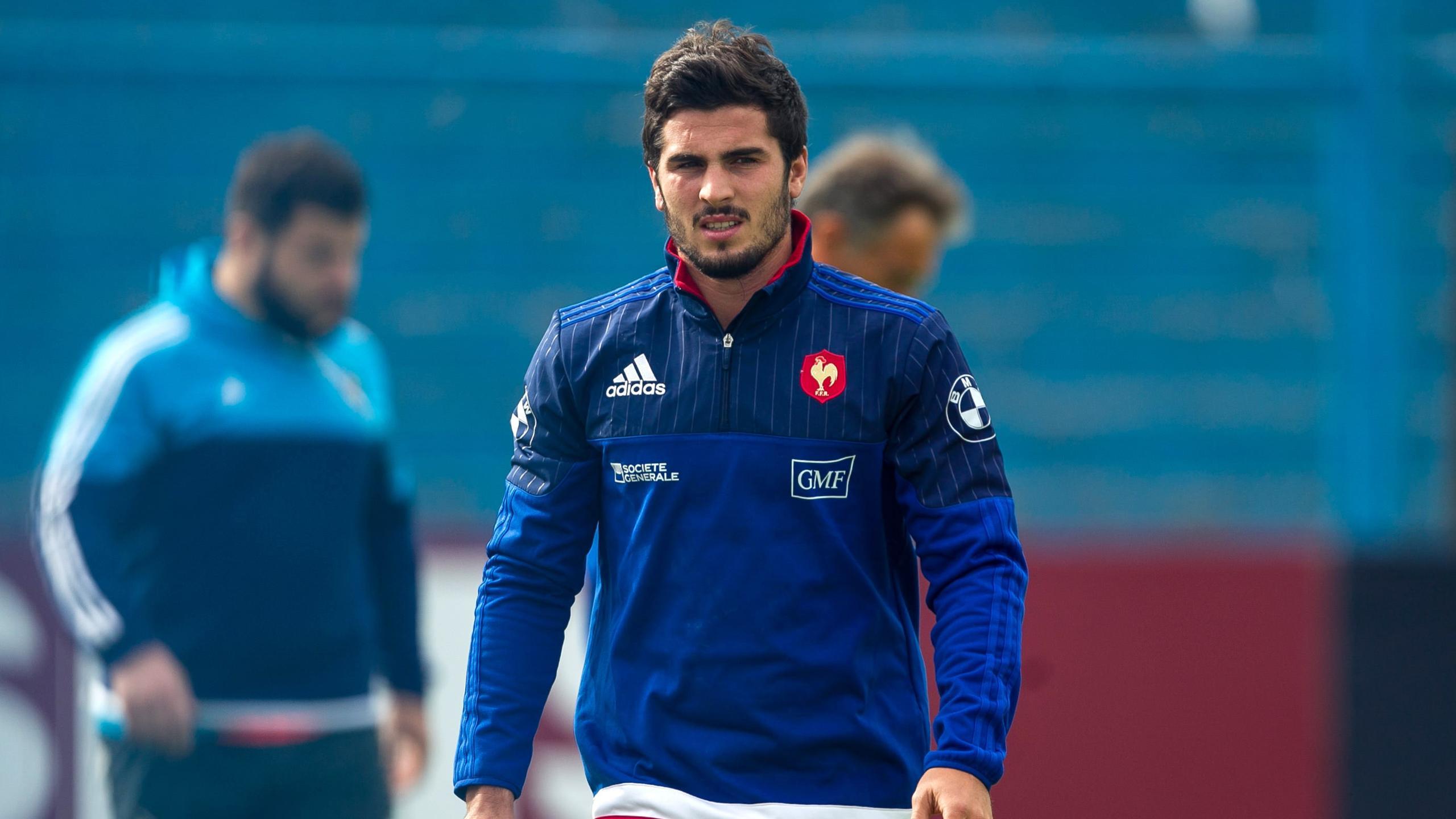 Sébastien Bézy en Argentine avec le XV de France - juin 2016