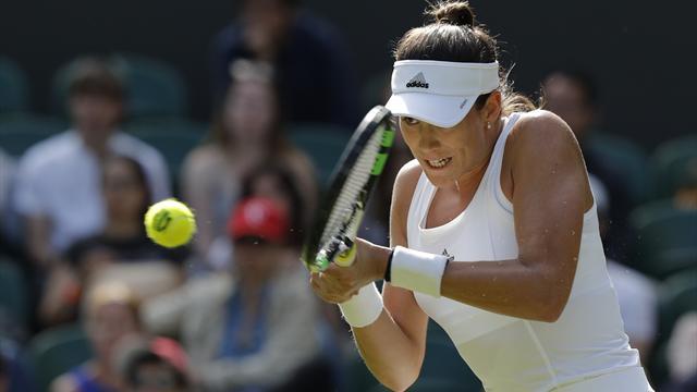 Sorpresa a Wimbledon: Garbiñe Muguruza fuori al 2° turno!