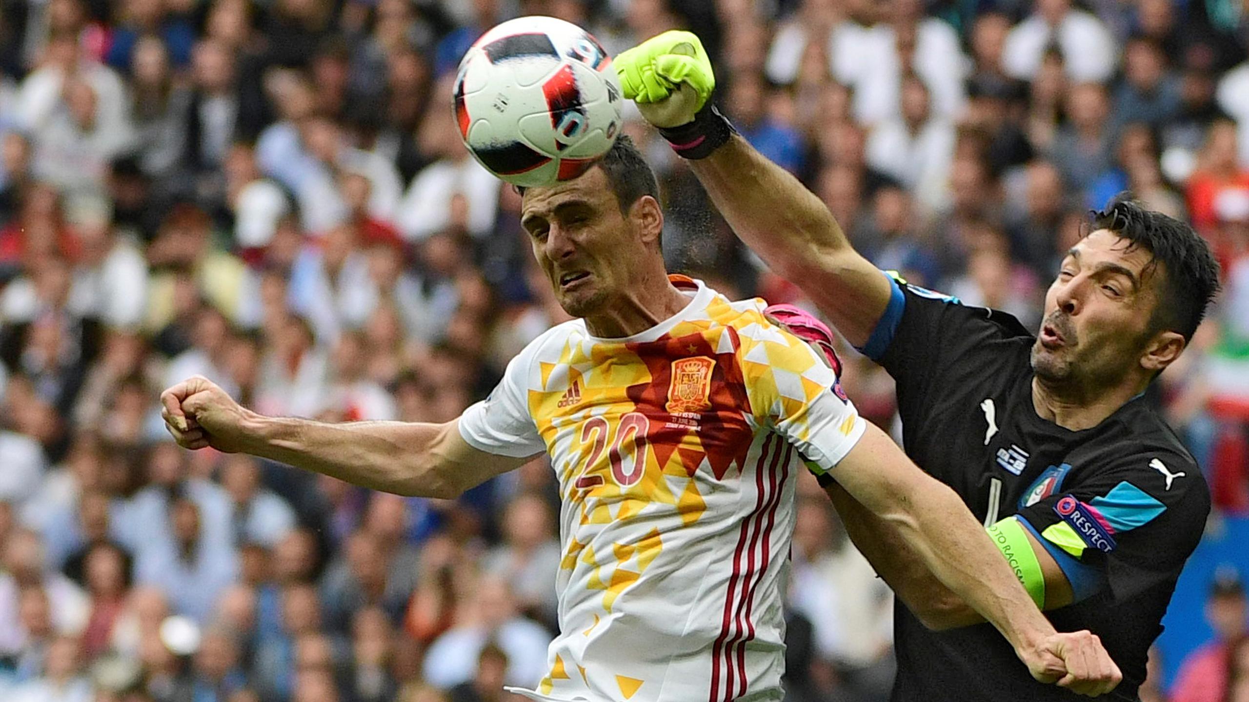Gigi Buffon - Italy v Spain - Euro 2016