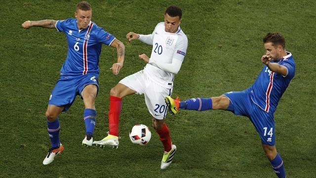 L'Angleterre s'est fracassée sur le mur islandais