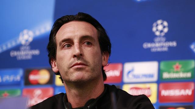 Emery est le nouveau coach du PSG