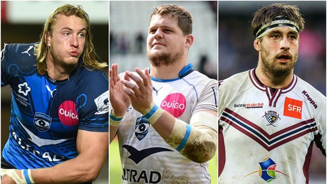 Willemse, du Plessis, Ledevedec… Notre Top 5 des meilleurs deuxième ligne du championnat