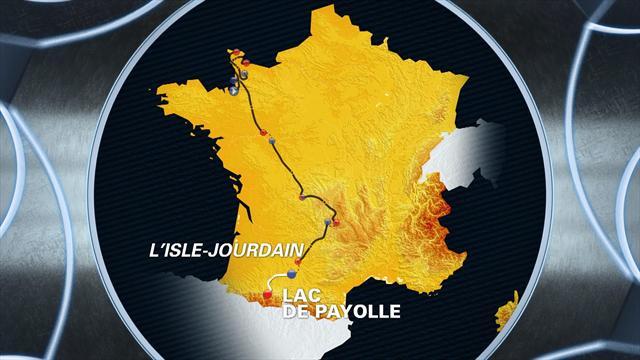 Tour de France: Stage 7 profile