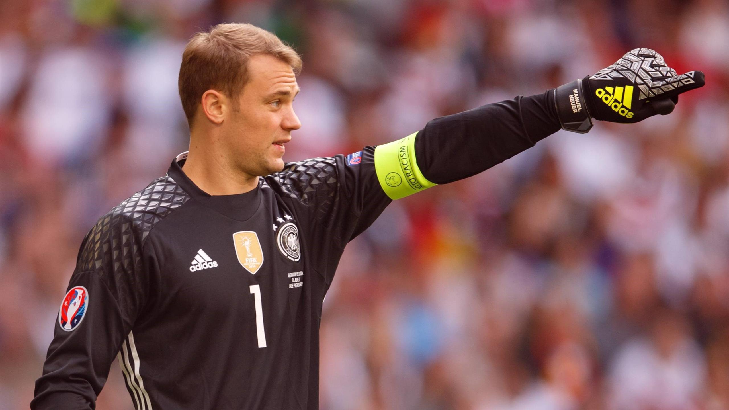 EM 2016: Deutschland gegen Italien bedeutet auch Manuel Neuer gegen ...