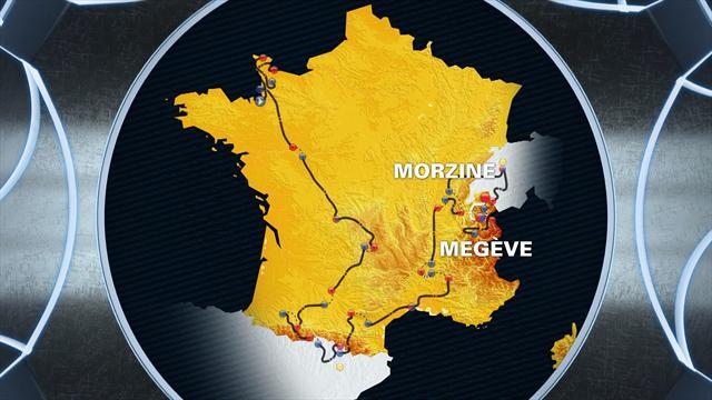 Tour de France: Stage 20 profile