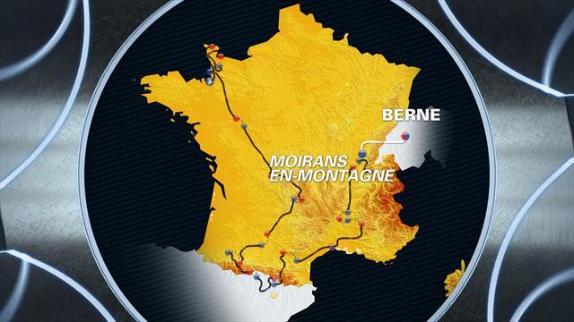 Tour de France: Stage 16 profile