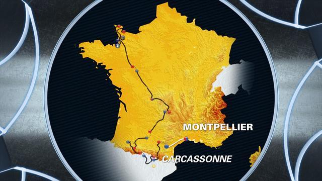 Tour de France: Stage 11 profile
