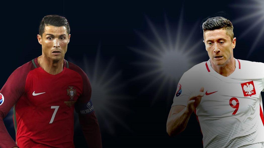 Pologne Portugal Pour Ronaldo Et Lewandowski Il Est Lheure De Prendre La Lumiere Euro  Football Eurosport