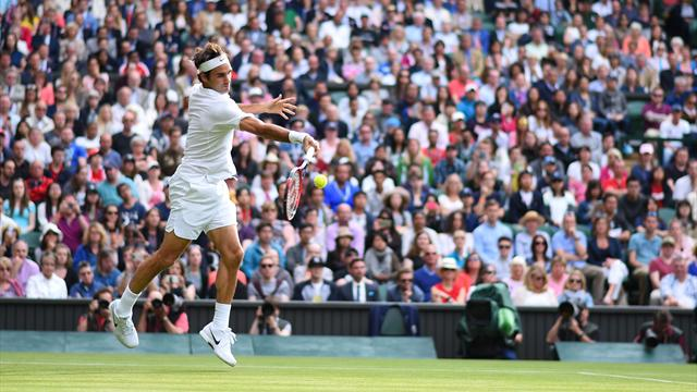 Tennis : Federer - Cilic EN DIRECT