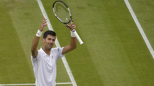 Djokovic strolls to straight-sets win over Mannarino