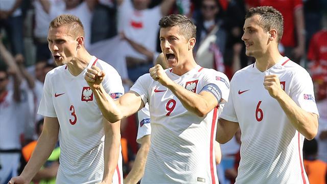 Pour le Portugal comme pour la Pologne, l'occasion est trop belle