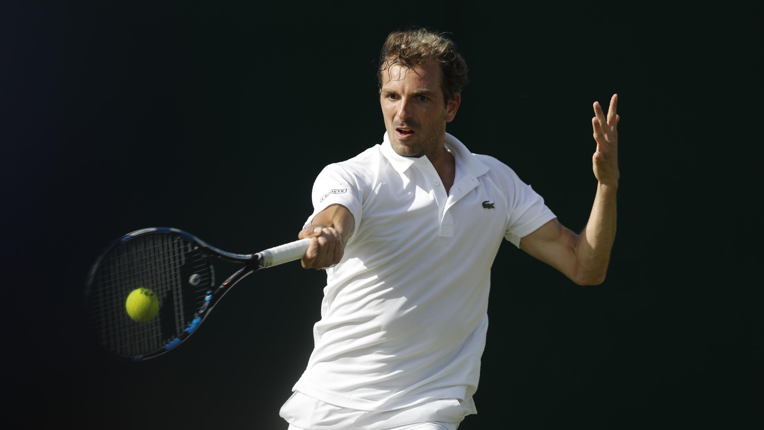 Julien Benneteau - Wimbledon 2016