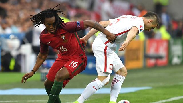 Саншиш – самый молодой игрок старта сборной Португалии в истории Евро и ЧМ