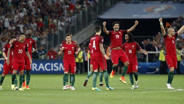 Le Portugal est décidément insubmersible