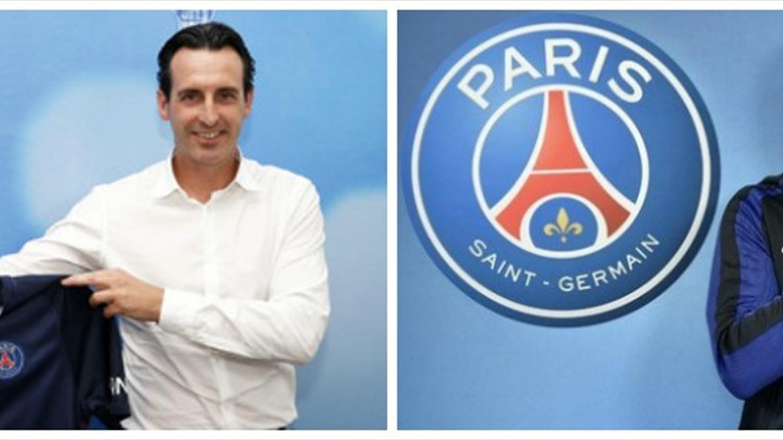 Emery et Ben Arfa présentés lundi par le PSG