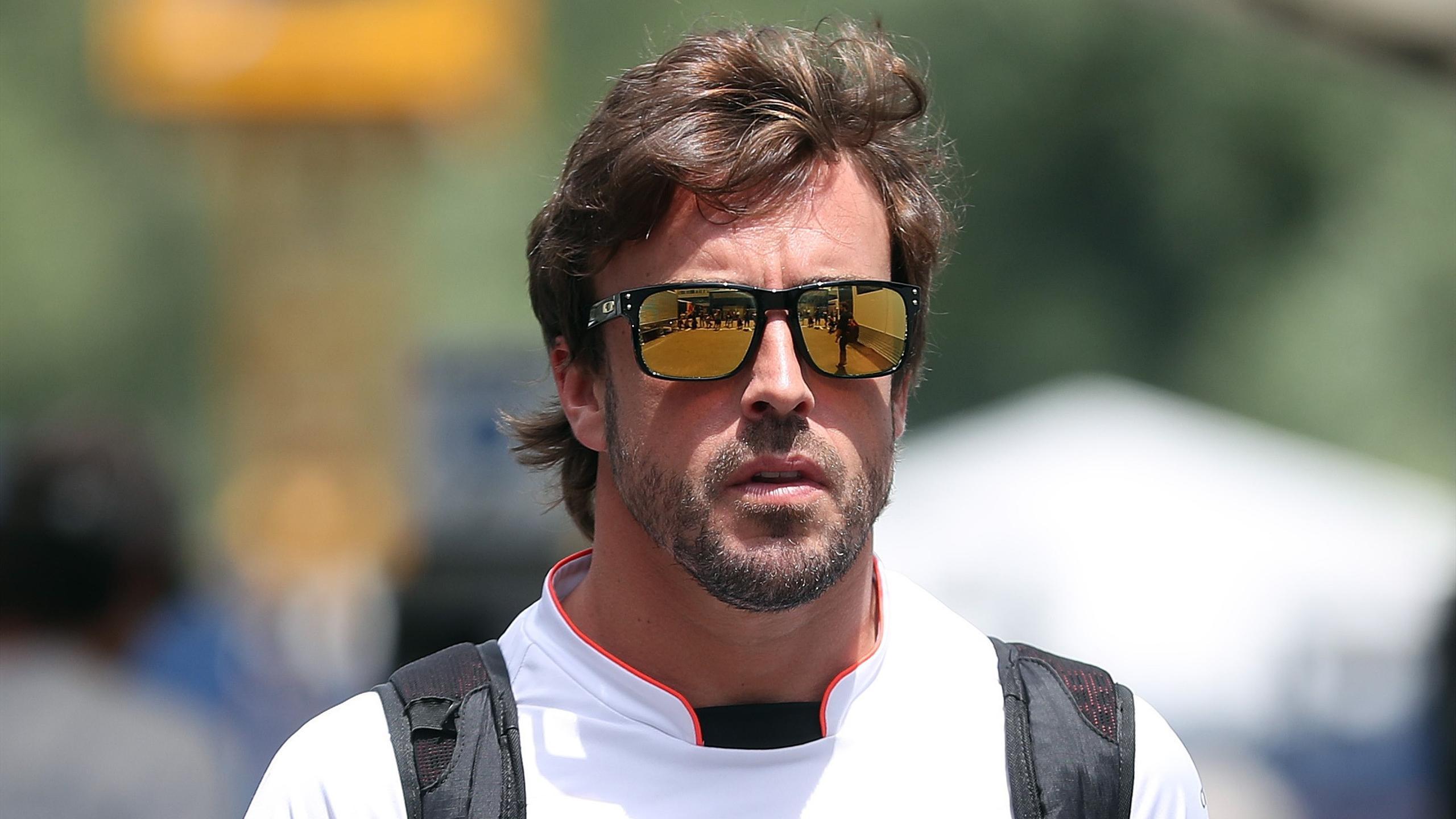 Fernando Alonso, GP de Austria 2016, Fórmula 1
