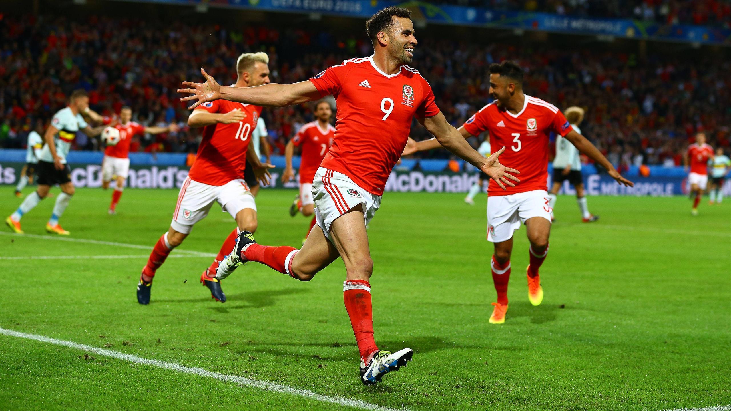 Wales Belgien Em Quali