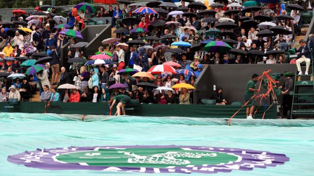 Wimbledon to have play on middle Sunday for first time in 12 years