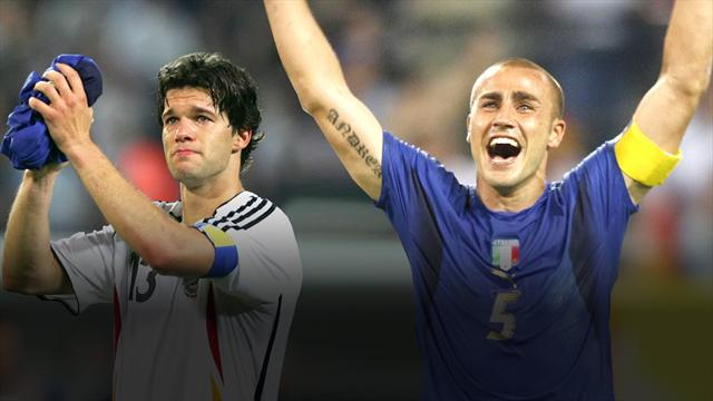 Italie – Allemagne, le classique des classiques que la Mannschaft ne gagne jamais