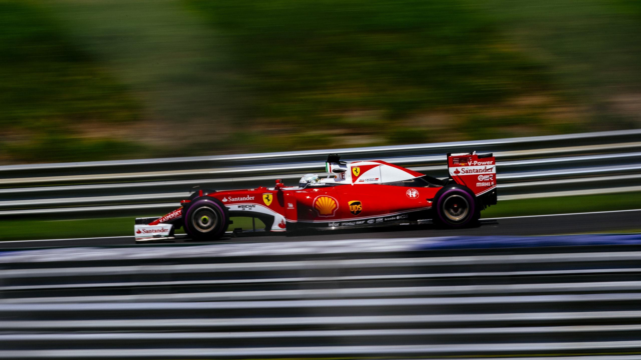 Sebastian Vettel (Ferrari) - GP of Austria 2016