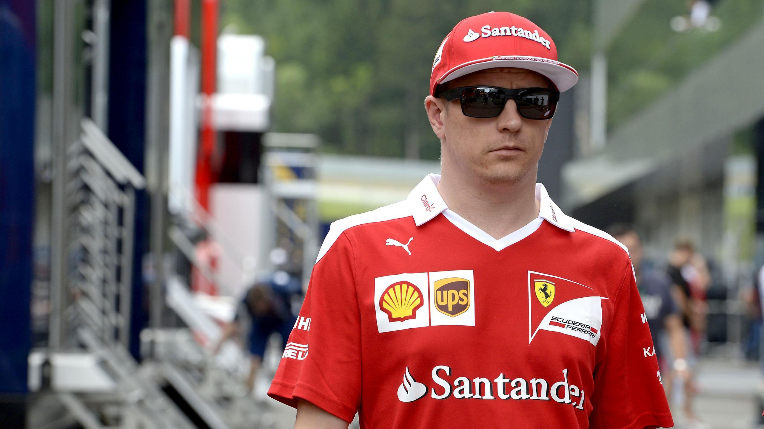 Kimi Räikkönen (Ferrari) - GP of Austria 2016