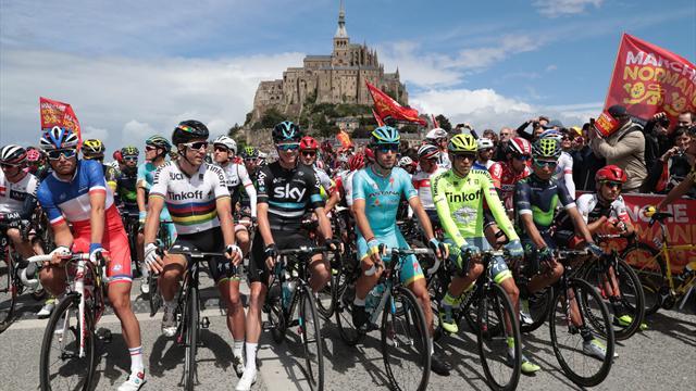 Tour de France 2016: Startliste, Teams, Fahrer & Ausfälle