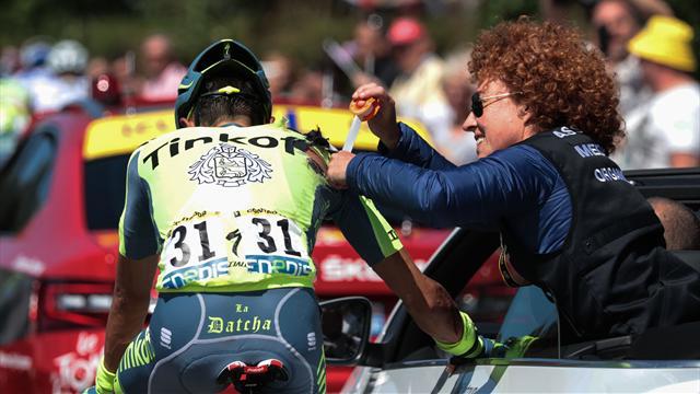 Blazin' Saddles - Tour de Farce: Curb your enthusiasm