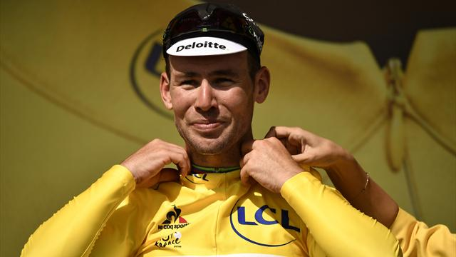 Cavendish diagnosed with mono, still targets Tour de France
