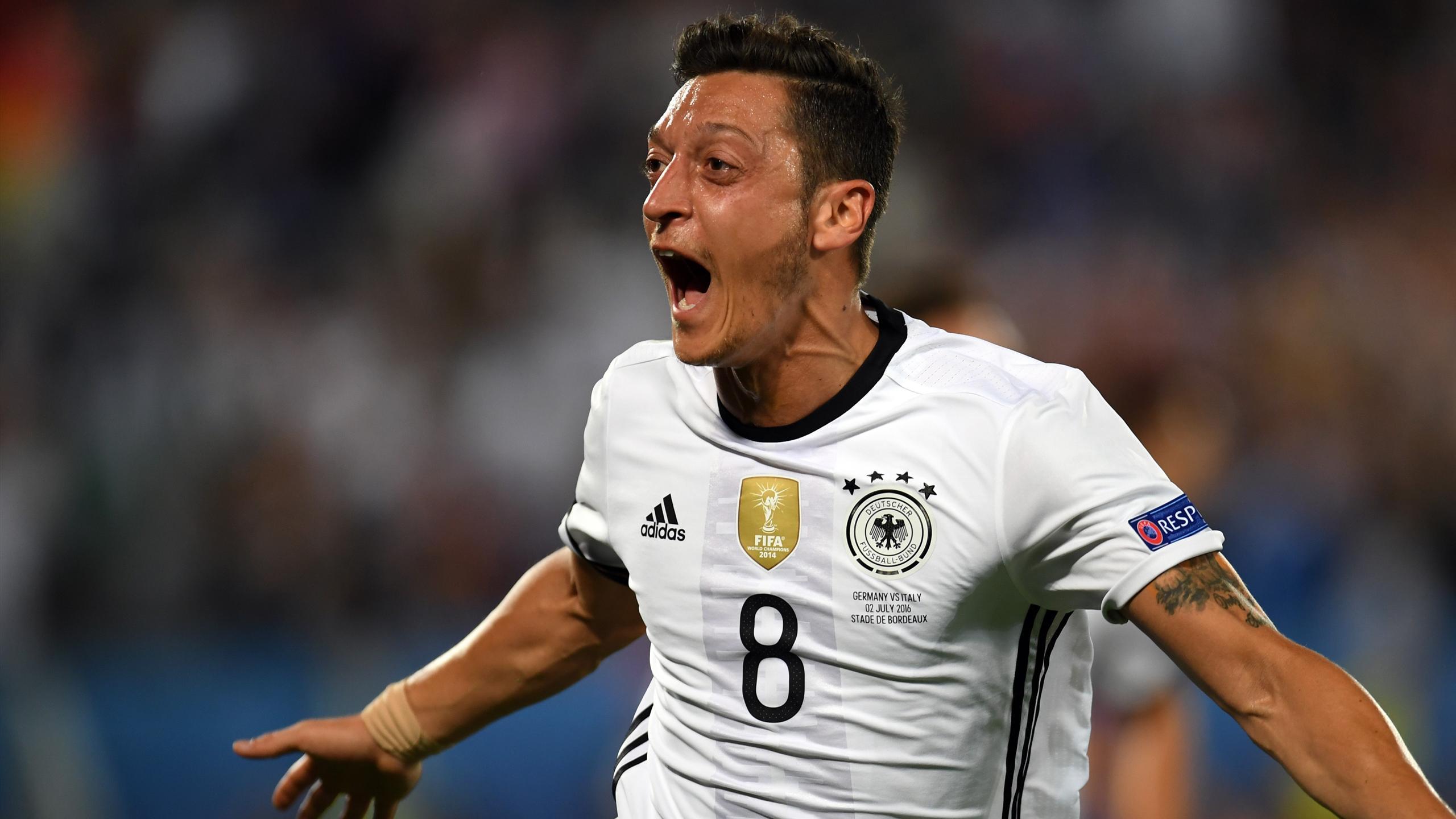 Mesut Özil - Germany v Italy - Euro 2016