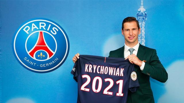 Krychowiak récupère le numéro qu'il portait à Séville